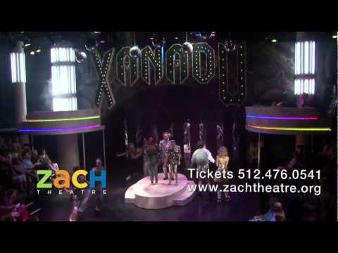 Xanadu is Extended! Live at ZACH Theatre!