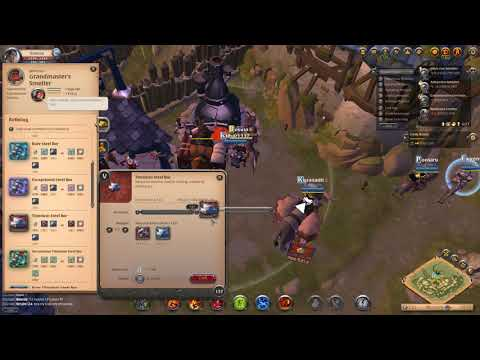 Albion Online Crafting, Smelting and Focus Cost Efficiency EXPLAINED