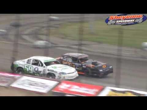 Sheyenne Speedway WISSOTA Street Stock Heats (9/30/18)