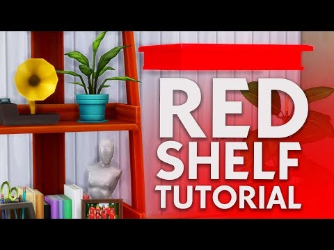 THE RED SHELF // HOW TO USE IT