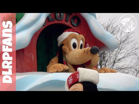 Christmas Fun at Disneyland Paris