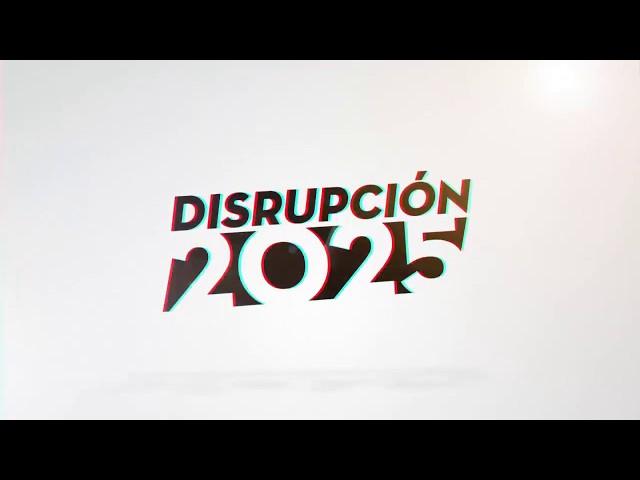 Disrupción 2025 - Luigi Keynes