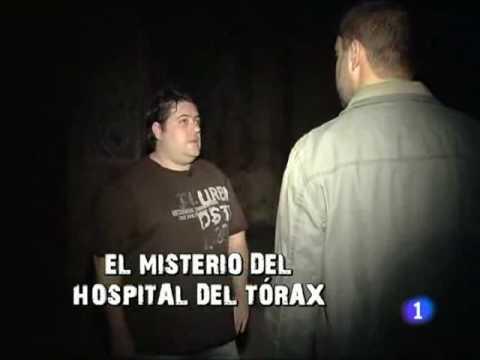 Ouija en el Hospital del Torax (Terrasa, Barcelona) - YouTube
