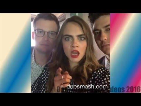 Cara Delevingne Instagram Videos 2016 - Cara Delevingne Vine Compilation 2016 [HD]