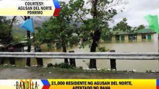 Agusan del Norte still flooded