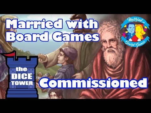 Commissioned Review with Married with Board Games
