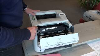 HP Laserjet P2055dn Printer Introduction and Review