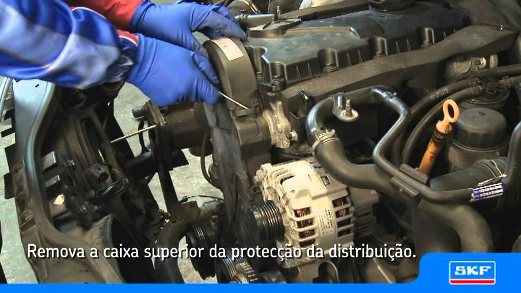 Skf Kit De Correia De Distribuicao Com Bomba De Agua Vkmc