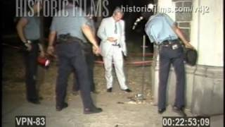 COURT OFFICER SHOT DOA (ALPHONSO B. DEAL), 140 ST & CONVENT AVE, MANHATTAN - 1988