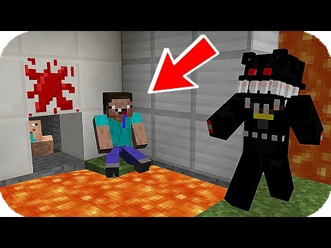 NOOB VS ANIMATRONICO LABERINTO FNAF ESCONDITE TROLL MINECRAFT thumbnail
