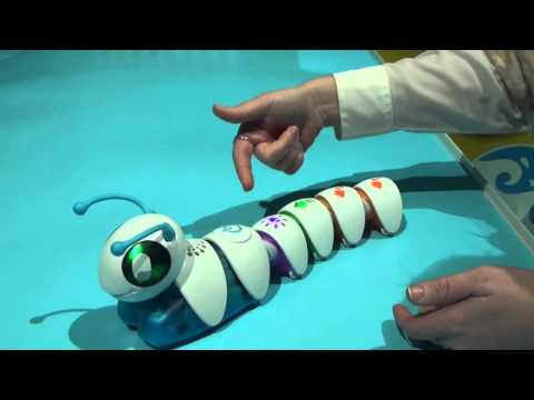 Fisher Price Codepillar Caterpillar Coding Preschool Toy