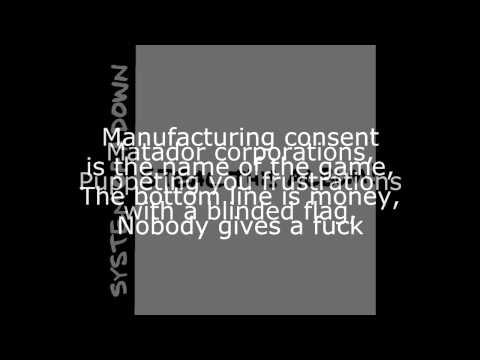 System of a Down - Boom! Lyrics (HD)