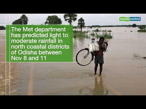 cyclone-bulbul-may-skip-odisha,-head-towards-west-bengal;-widespread-rainfall-expected