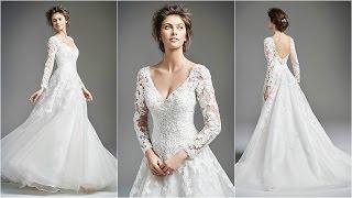 Wedding Dress With Sleeves | Best Wedding Dresses | Wedding Dress 2016 | Wedding Dresses | WD14