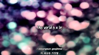 2NE1- Ugly lyrics [Eng. | Rom. | Han.]
