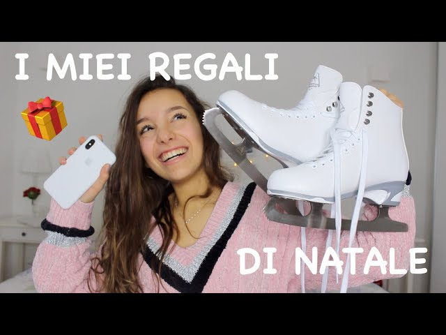 I MIEI REGALI DI NATALE 2018 || Iris Ferrari