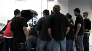College of DuPage's Automotive Technology Program goes green
