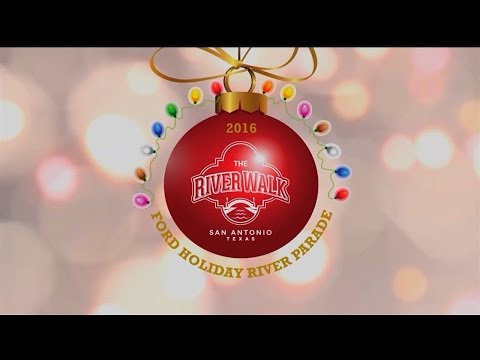 Ford Holiday River Parade,  broadcast from CW35