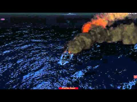 Atlantic Fleet: With the Thunder of Guns