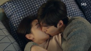 [ENGSUB/CC] The Legend Of The Blue Sea Episode 13 Kiss Scene