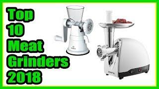 Top 10 Meat Grinders 2018   Best Meat Grinders Reviews #BestMeatGrinders2018