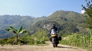 Adventure Motorcycle Travel in Guatemala: Destination Semuc Champey and Lanquín