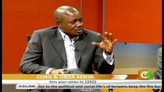 Cheche: Raila Odinga on the Okoa Kenya Bill