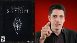 The Elder Scrolls V: Skyrim game review(Enter the world of Skyrim and embark on the biggest video game adventure outside of an MMO. Jeremy gives you his review of