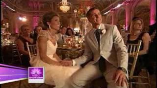 """Martina McBride performs """"Valentine"""" -Todays Show Wedding - Nick and Leigh"""