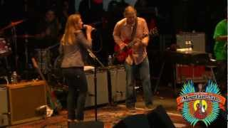 "Derek Trucks & Susan Tedeschi Band - ""Space Captain"" - Mountain Jam VI - 6/5/10"