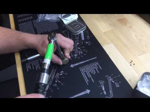 How to Install KRG Bolt Knob on a Remington 700. No Machining Required!!