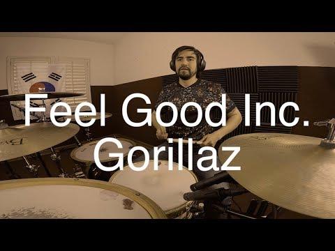 Gorillaz - Feel Good Inc. (Drum Remix)