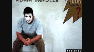 Adam Sandler - Pickin