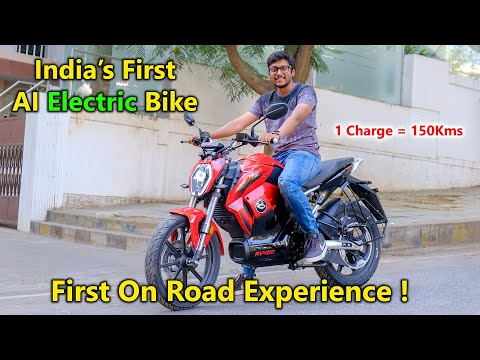 first-electric-bike-in-india!-on-road-ride-experience-🔥🔥
