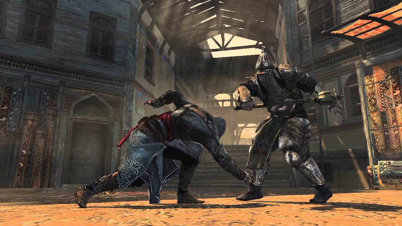 Assassin S Creed Revelations Hook Blade Video Youtube
