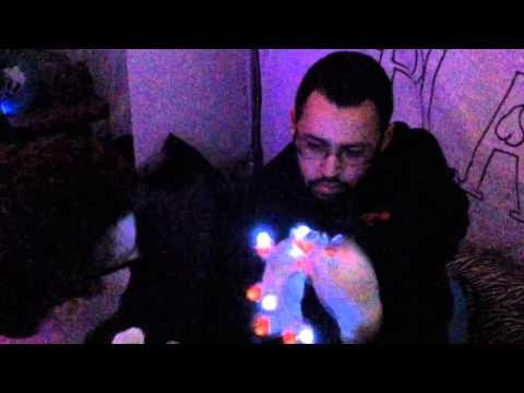 Portland lights all night UVFLOW