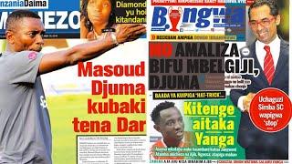 MICHEZO Magazetini Jumanne 18/9/2018:Niyonzima,Juuko Waanza Mazoezi Simba.