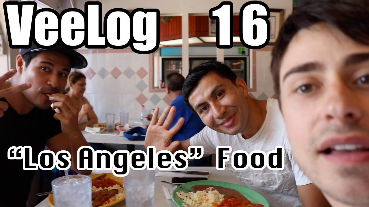 "VeeLog: ""Los Angeles"" Food (Day 16)"
