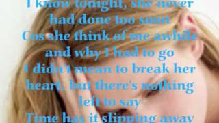 If She Cries by Jimmy Harnen with Lyrics