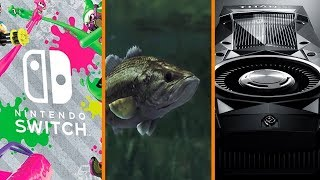 Switch WINS July + Fishing Planet 2 EXTREME 4 U + GPU Price Hikes Coming? - The Know