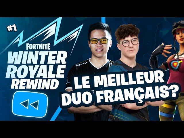 LE MEILLEUR DUO FRANÇAIS ► Winter Royale Kinstaar x Nayte