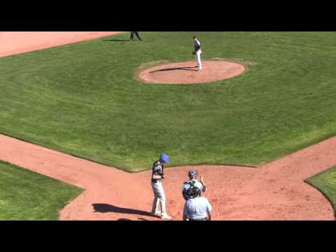 Baseball Pitching Training Video for Nevada Baseball Club