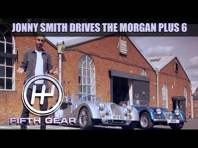 Jonny Drives the Morgan Plus 6   Fifth Gear