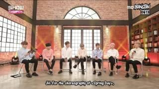 Video [ENG SUBS] 170308 BTS Show Champion Interview download MP3, 3GP, MP4, WEBM, AVI, FLV November 2017