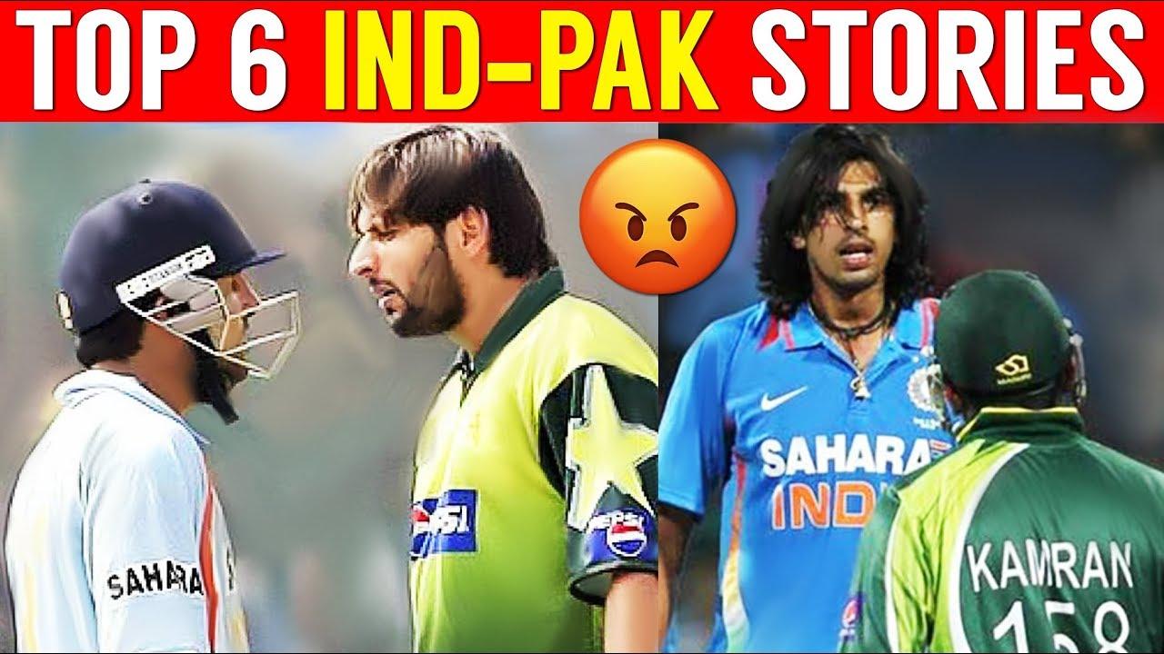 Top 6 India-Pakistan Cricket Stories   World Cup 2019 Ind Pak Match