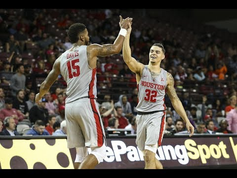 Men's Basketball Highlights - Houston 104, Tulsa 71