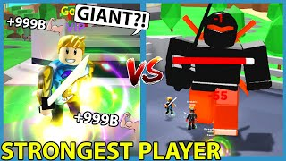 Buying The 100,000,000 Jutsu And Defeating The Giant Ninja Boss In Roblox Fighting Simulator