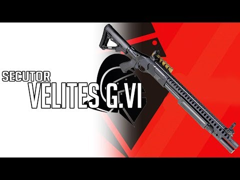 Secutor VELITES G.VI · Review Airsoft