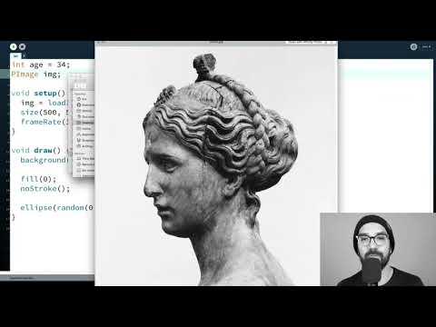 Processing-tutorial: Image-Rasterizer (level: beginner & intermediate) thumbnail