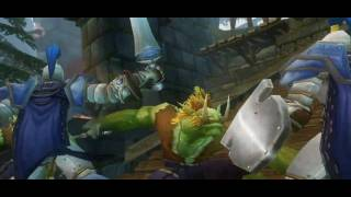 World of Warcraft: The Gods of Zul'Aman HD 720p